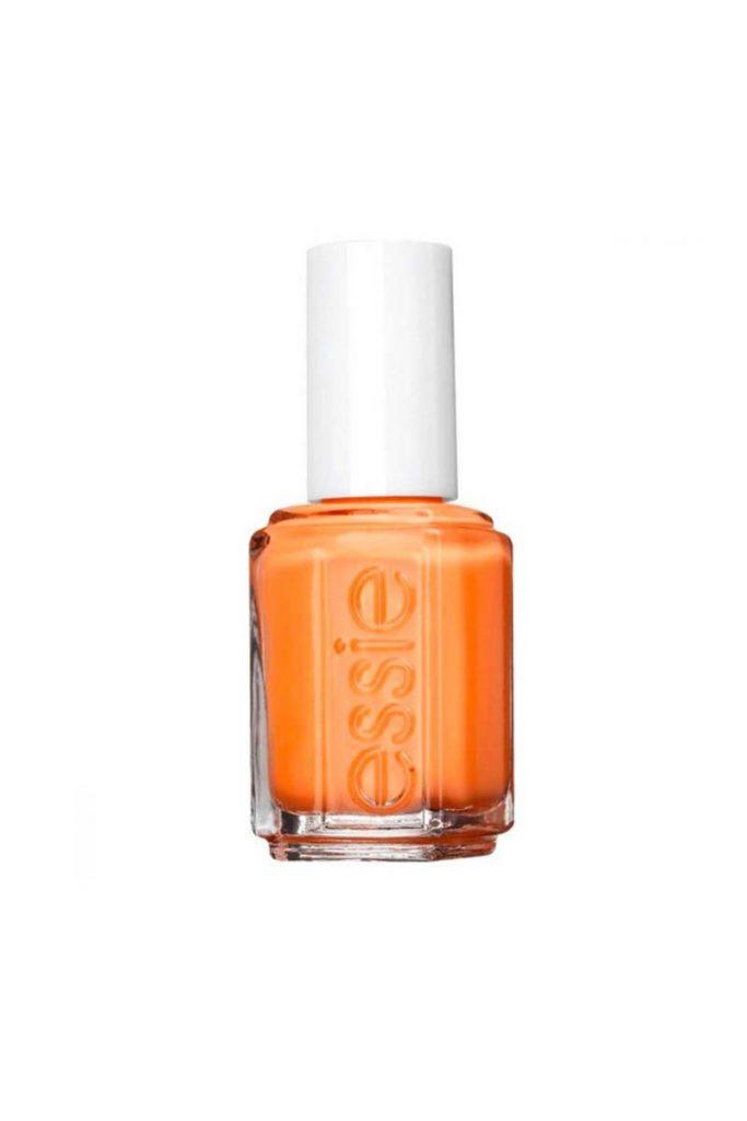 smalto arancione essie