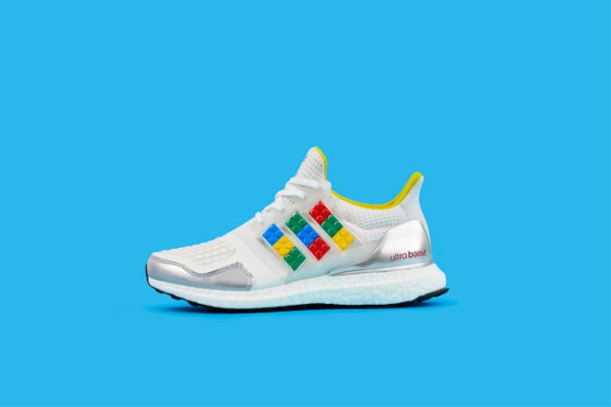 scarpe Adidas x Lego