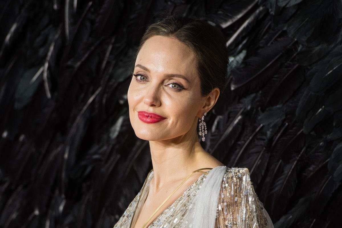 E se Angelina Jolie fosse tornata con il suo ex?
