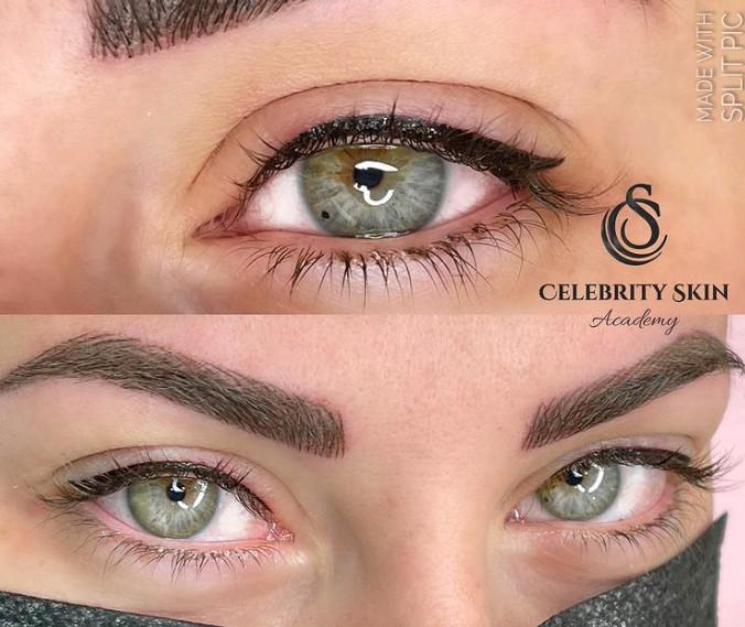 eyeliner make up
