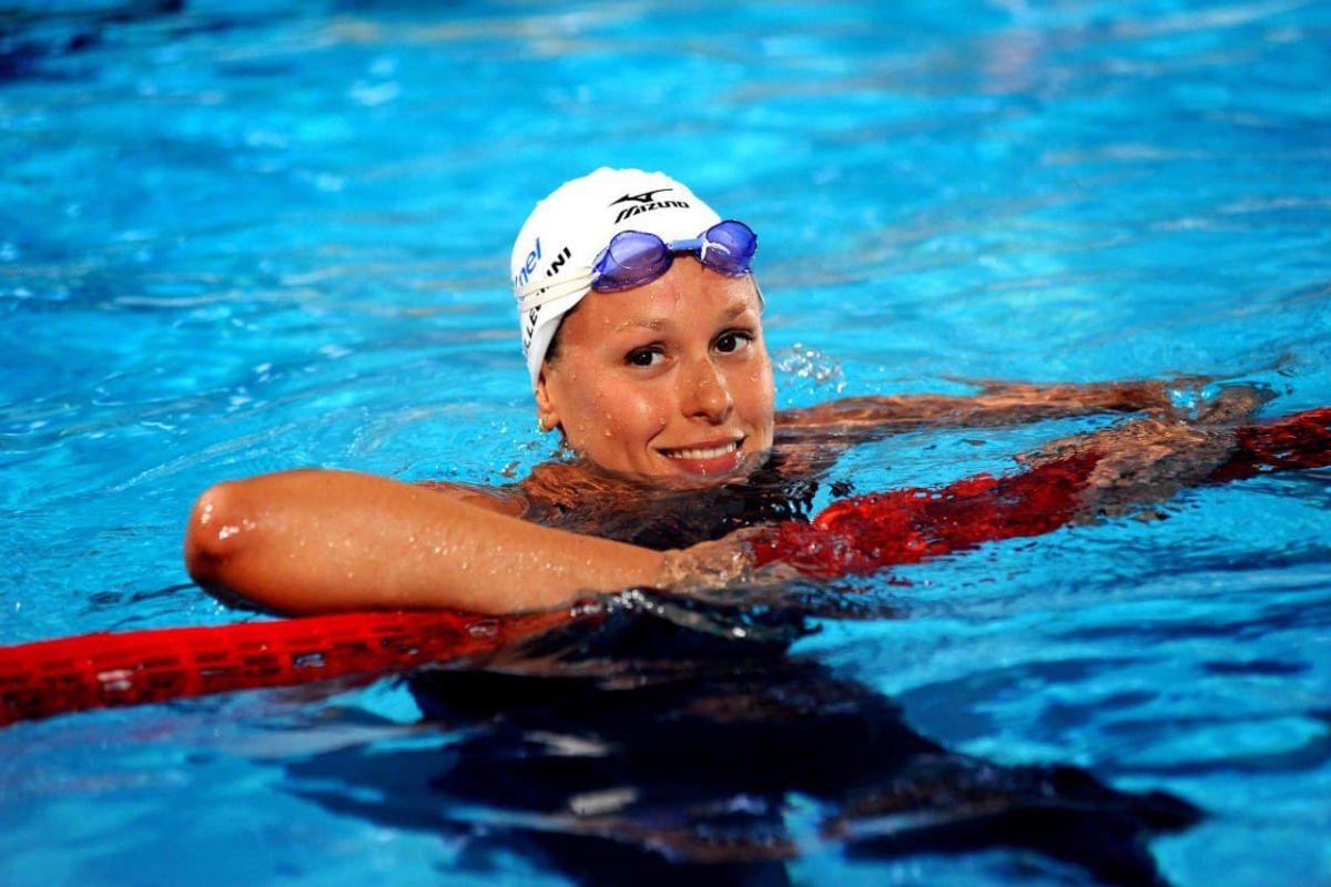 Federica Pellegrini, il bob  alle Olimpiadi è il taglio perfetto per l'estate