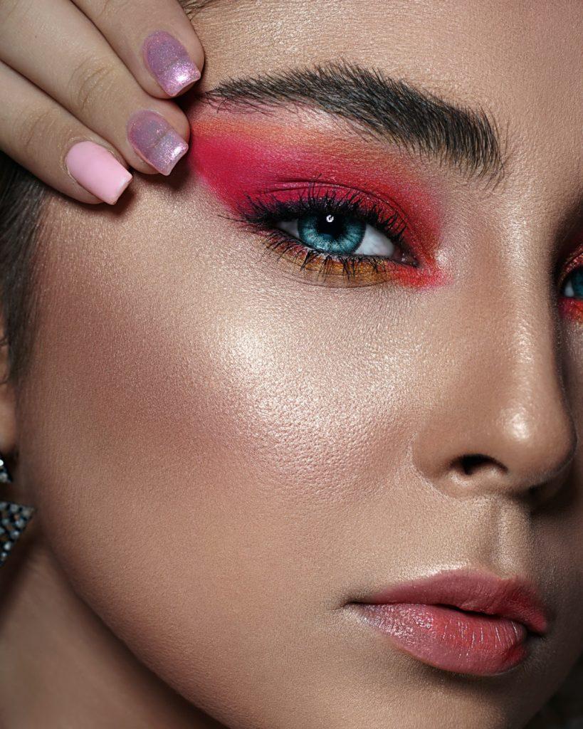 makeup anni ottanta