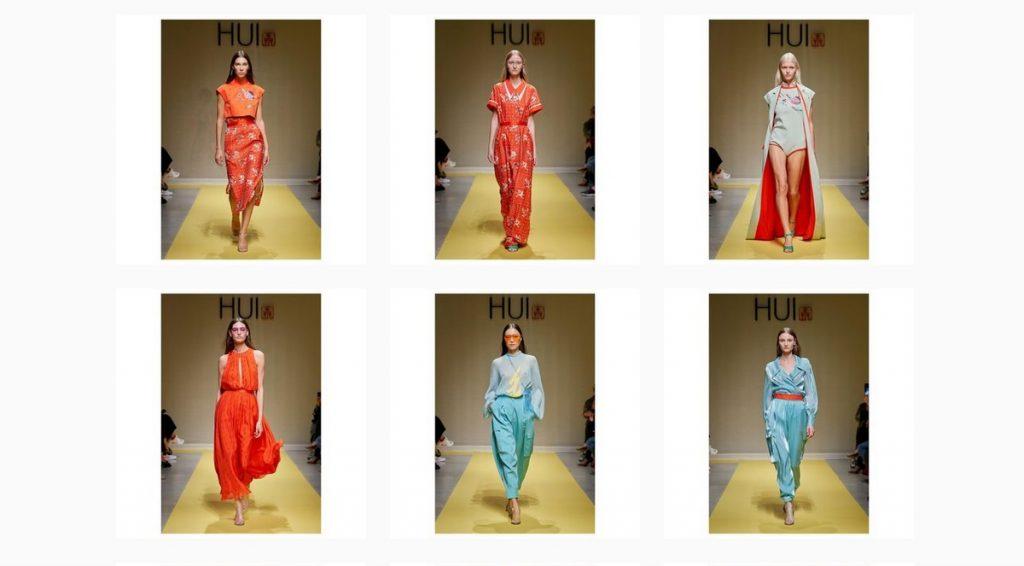 hui moda cinese di Zhao Huizhou