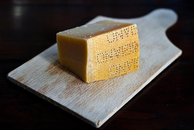 Come conservare il parmigiano correttamente