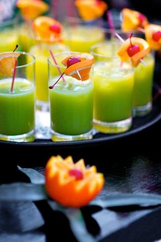 Cocktail Green&Cream