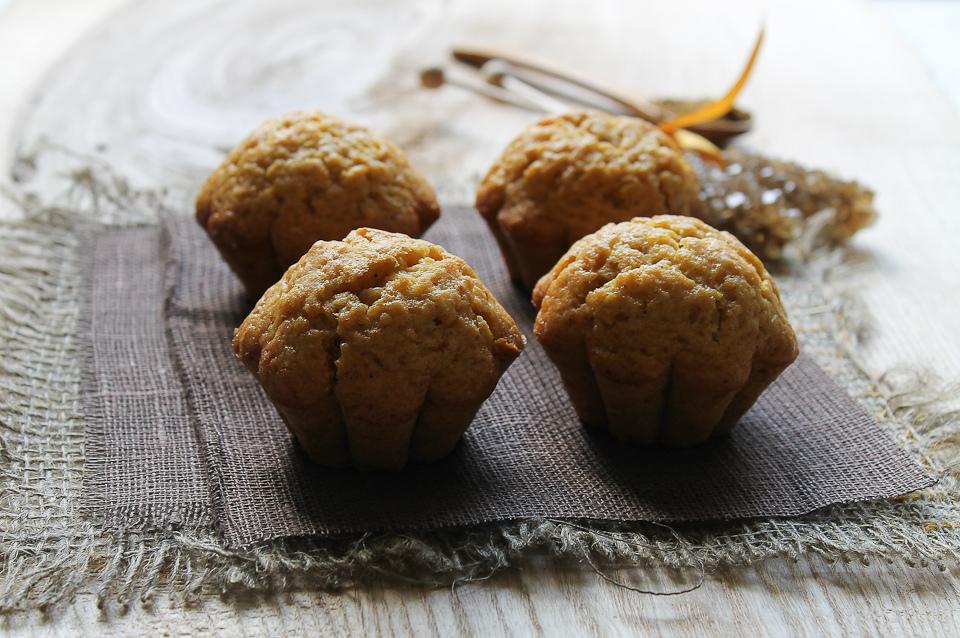 Muffin vegan di Halloween