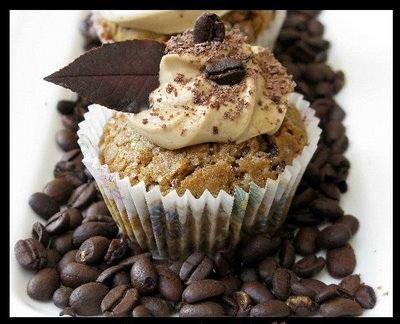 Muffins caffe colazione