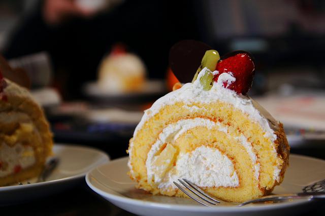Pasta biscotto per rotoli dolci