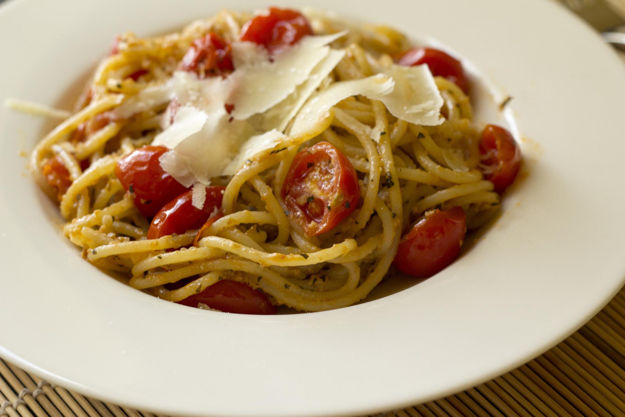 10 primi piatti con i pomodori