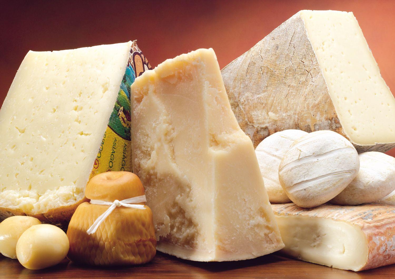 Quale formaggio ti piace di più?