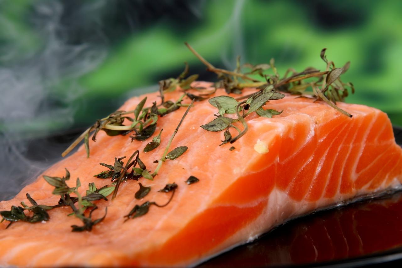 8 ricette di Natale con il salmone