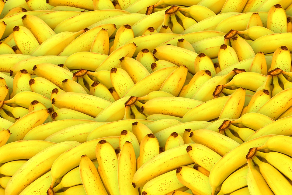 Banane e prosciutto