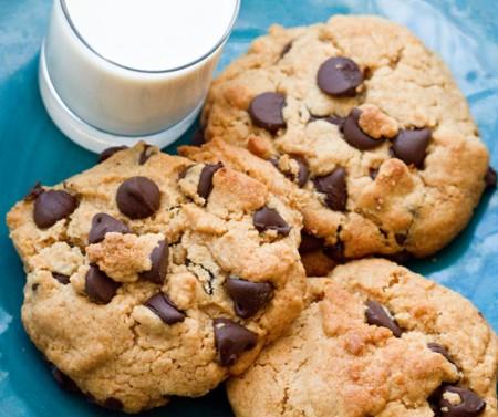 biscotti gocce cioccolato ricetta