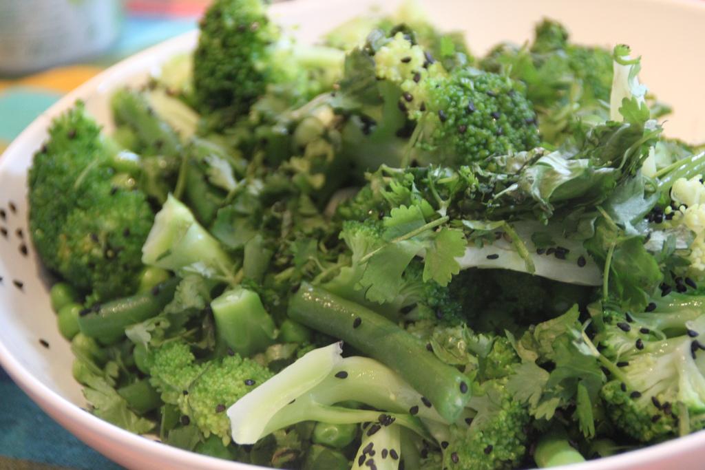 broccoli insalata contorni ricette