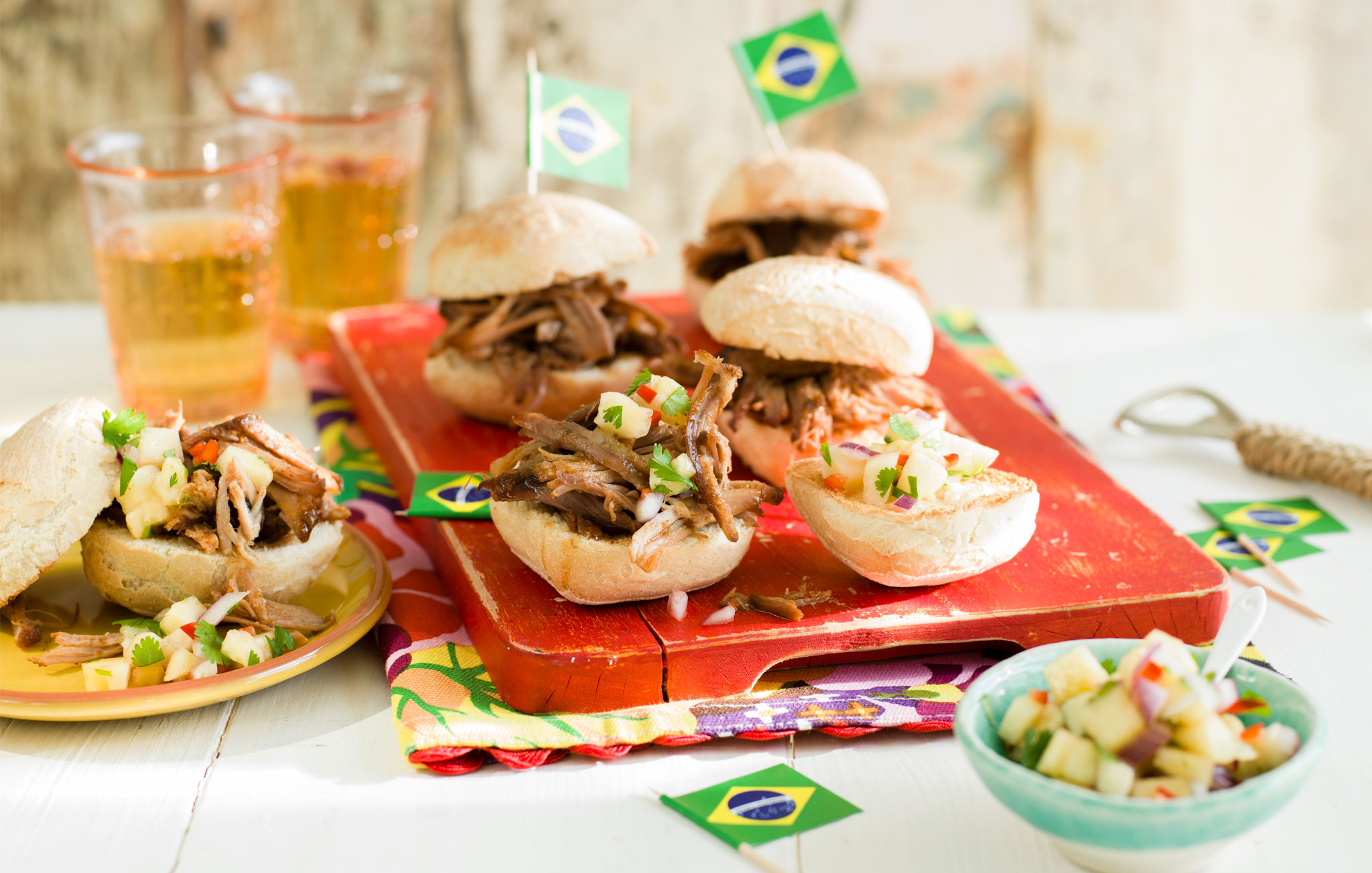Come preparare una cena brasiliana