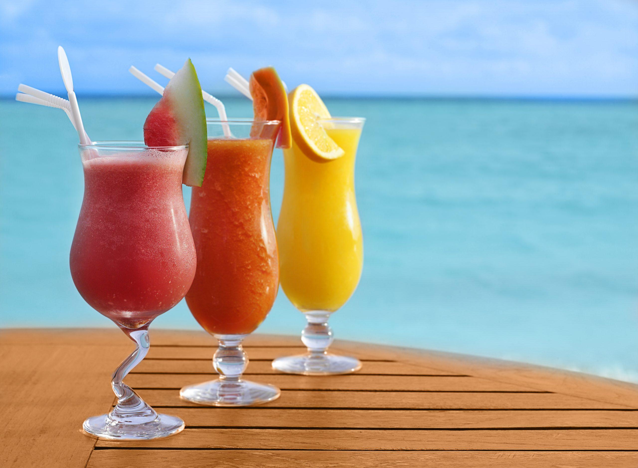 Cocktail alla frutta: 5 ricette imperdibili
