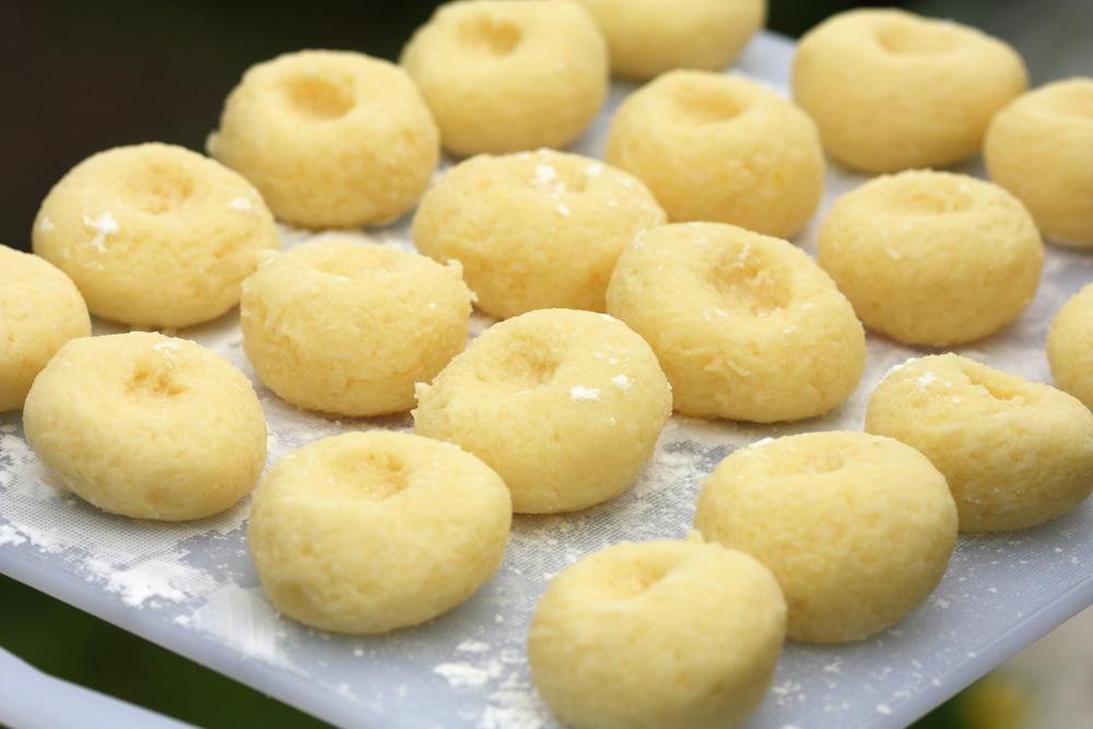 Fagottini con patate