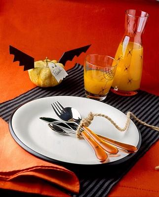 Frullato di zucca e arancia