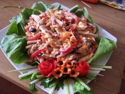 insalata pollo