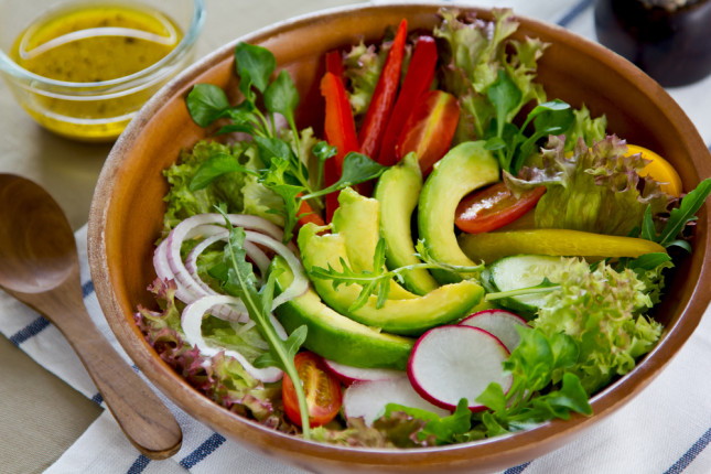 10 ricette di insalate light ed originali