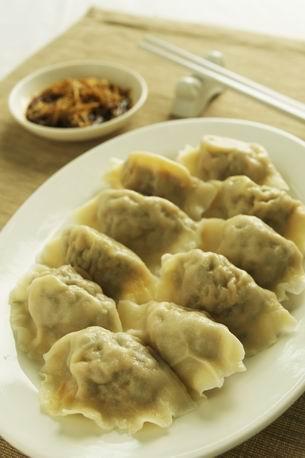 Jiaozi cinese
