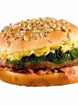Hamburger di McDonald's