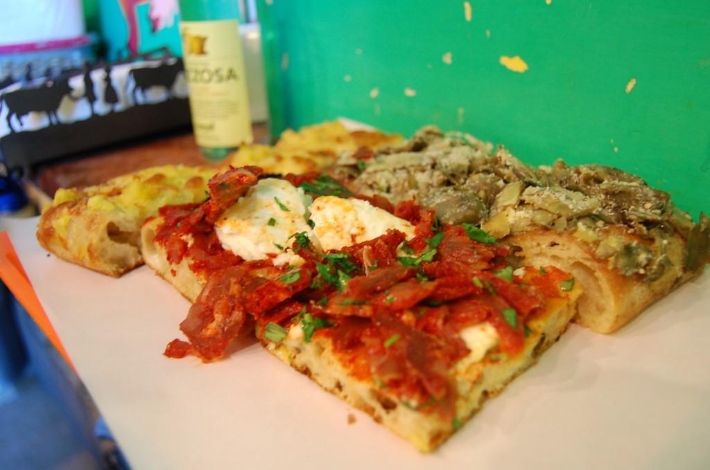 Pizza di Bonci