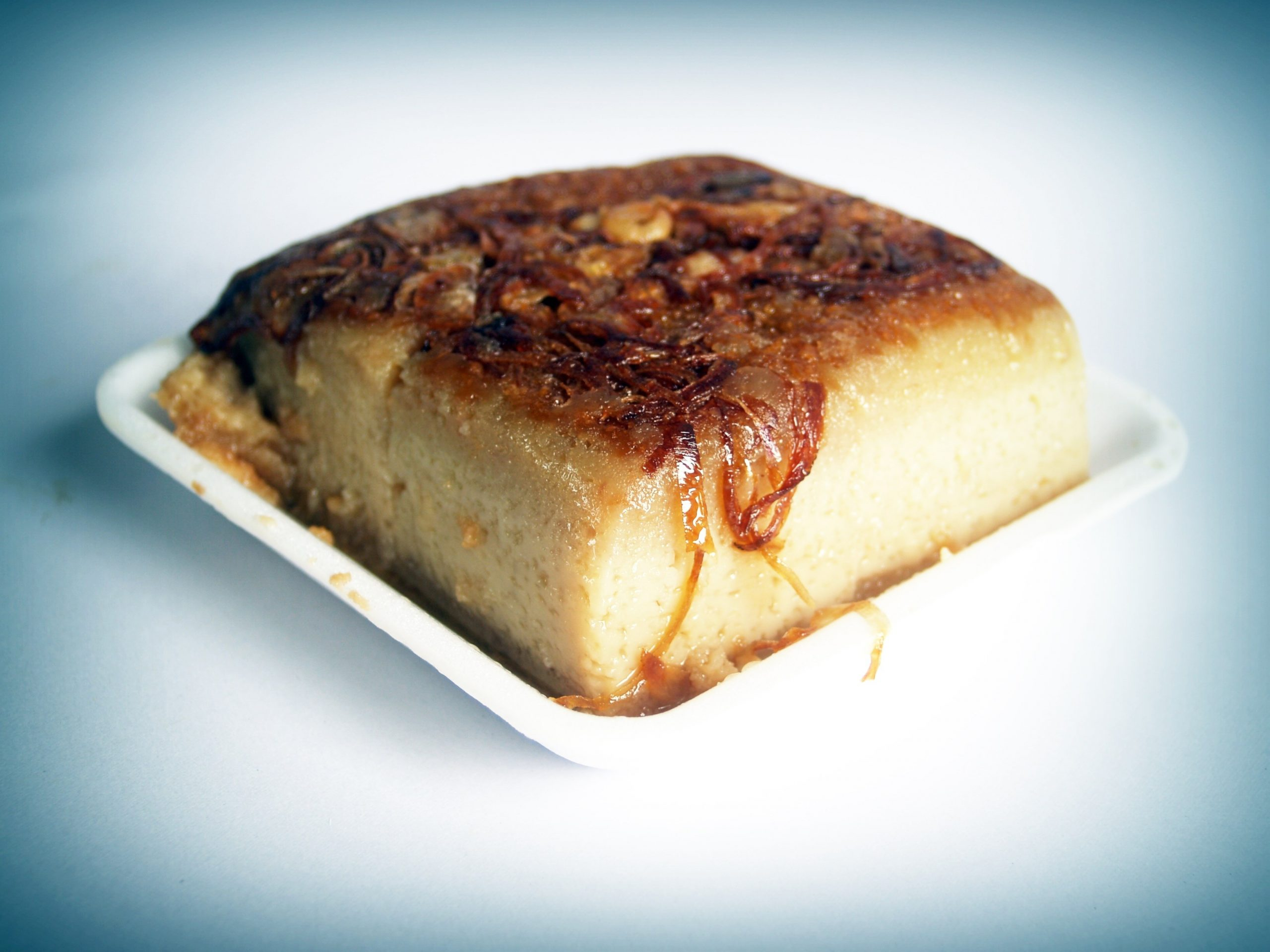 Quesillo de Cafè