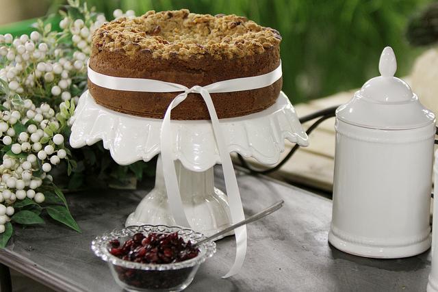 ricetta torta allo zenzero