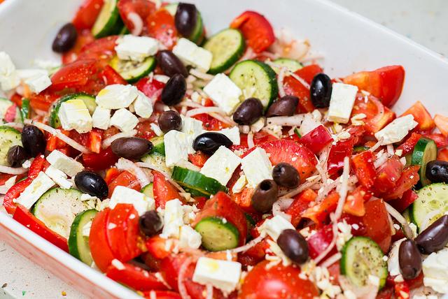 10 insalate estive semplici e veloci