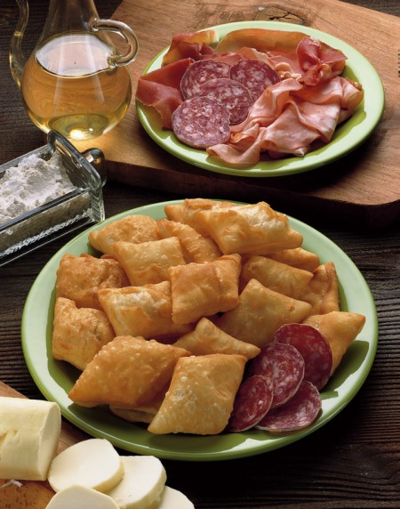 Salame fritto