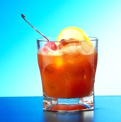 Cocktail Scottish surprise