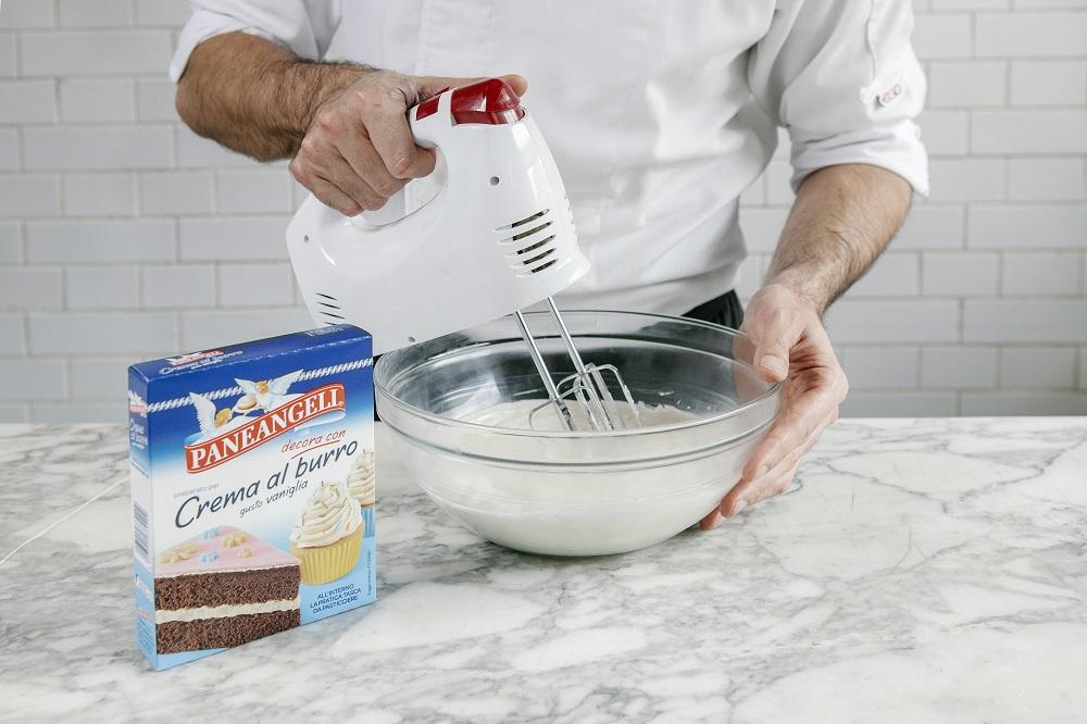 Preparare la crema al burro