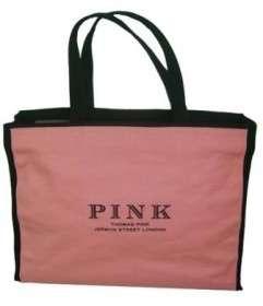 Thomas Pink shopping bag