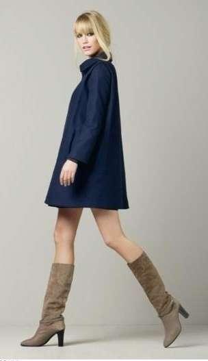 Cappotti: il modello che stringe la silhouette