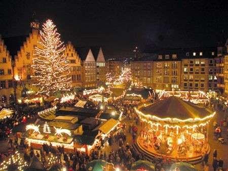 Natale 2008: i mercatini in Europa