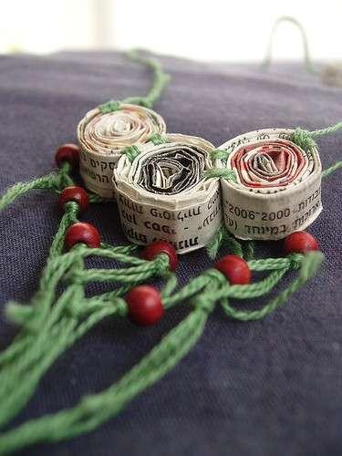 Regali di Natale fai da te: collana