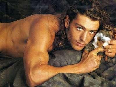 Rossano Rubicondi nudo: le foto sexy