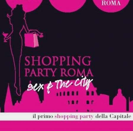 Nuove tendenze allo Shopping Roma Sex and the City