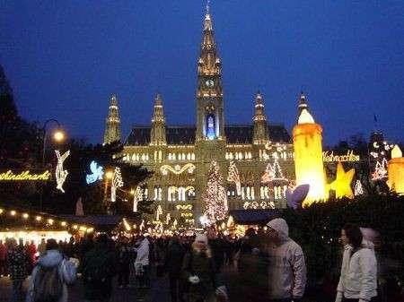 Capodanno 2009: Vienna tra storia e romanticismo