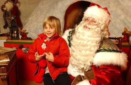 Natale 2008: divertimenti per i bambini (Nord Italia)