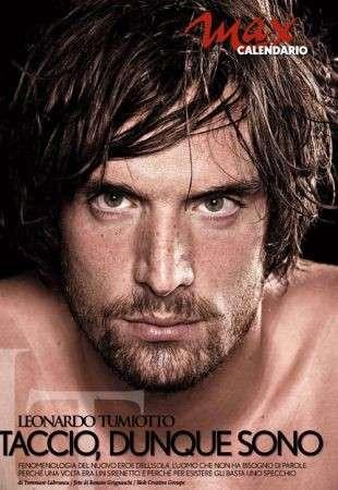 Calendari 2009: Leonardo Tumiotto per Max