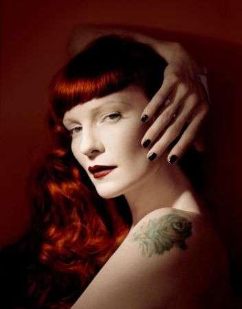 Colore capelli rosso