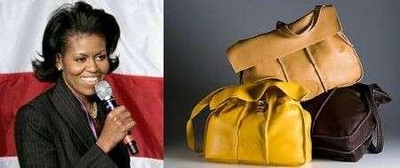 Alviero Martini, borse da First Lady