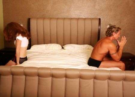 Calo del desiderio maschile