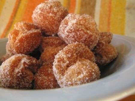 Castagnole dolci carnevale
