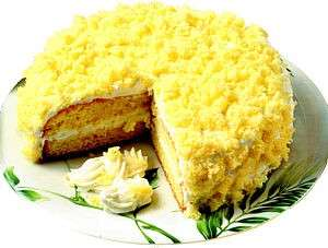 torta mimosa dolce