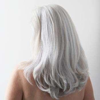 cura capelli bianchi