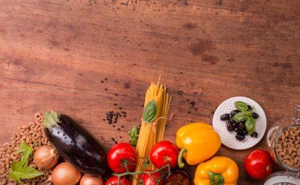La dieta mediterranea: menù settimanale, piramide alimentare e benefici