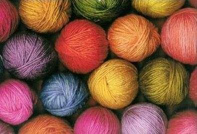 Lavori maglia: maglia grana di riso